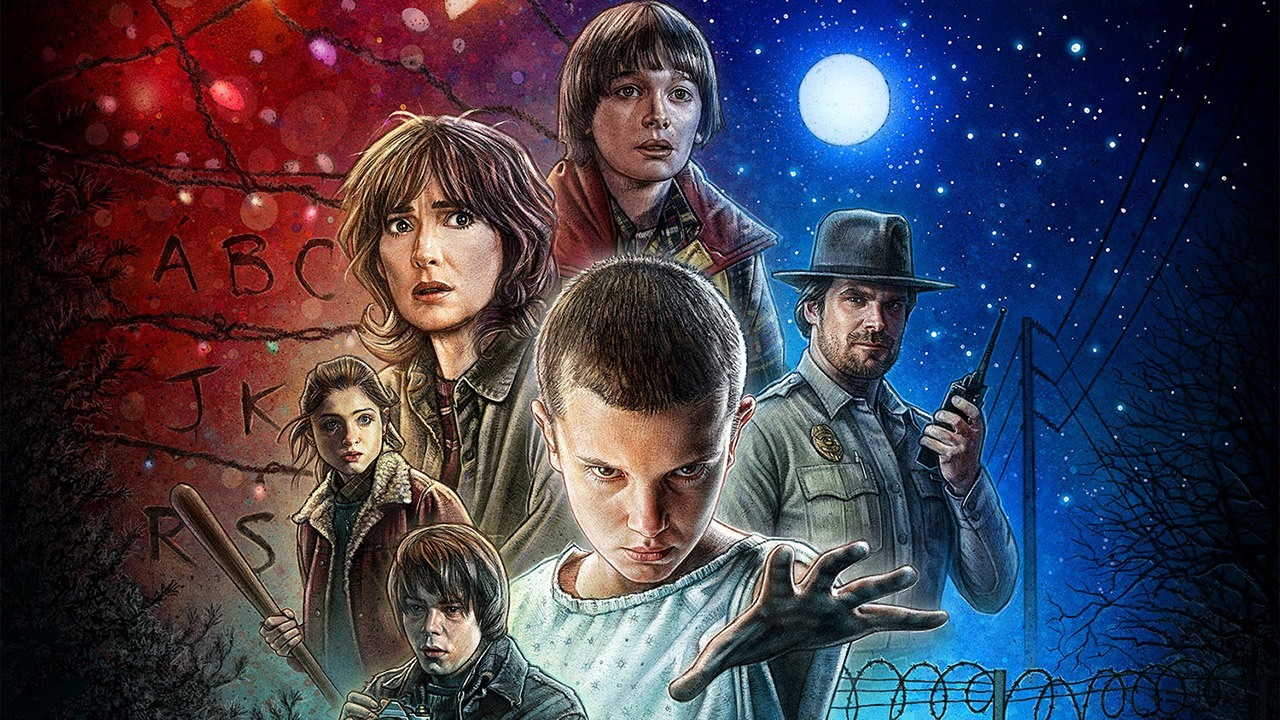 Stranger Things S2 – Better things in Steve team!
